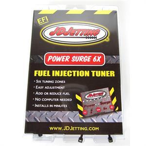 JD Jetting Power Surge 6X Fuel Injection Tuner Husqvarna FE